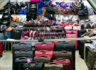 各式各样的手提包和钱包在霍尔果斯,店铺№1102