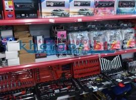 Автопринадлежности: магнитолы, колонки, ПТФ, LED-ксенон, антирадары, наборы инструментов, бустеры, АКБ-прикуриватели